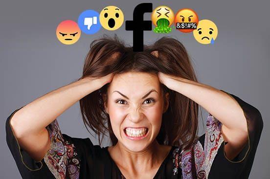 Facebook mad