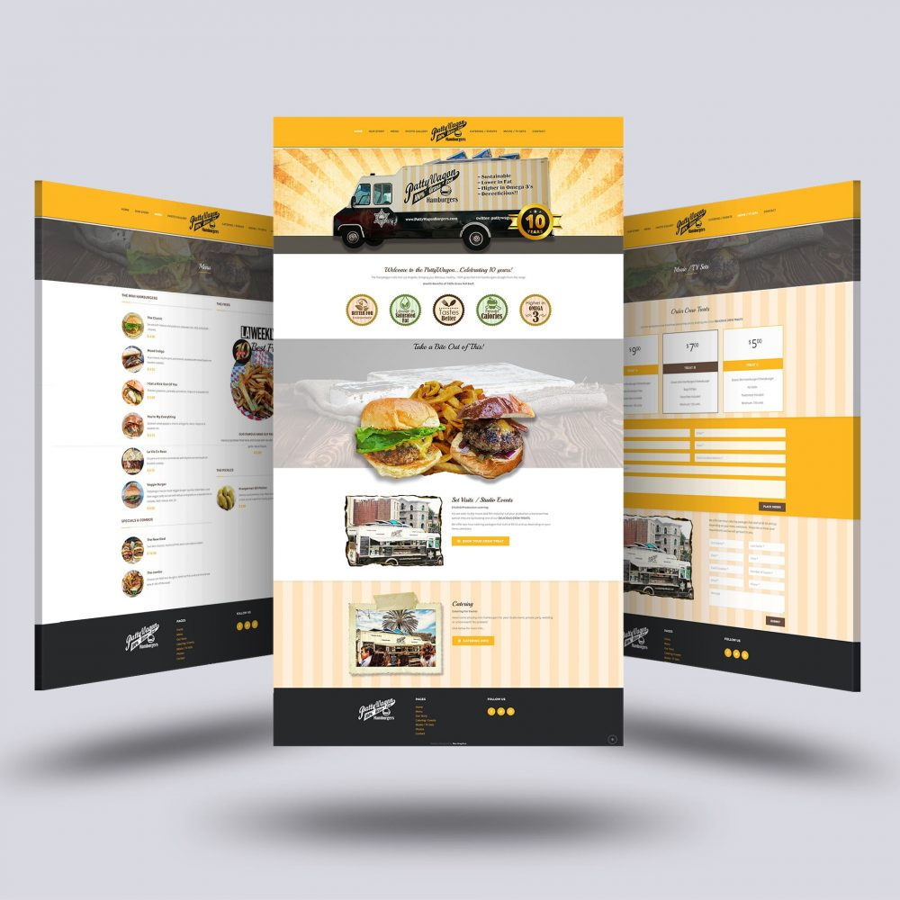 web design studio city CA