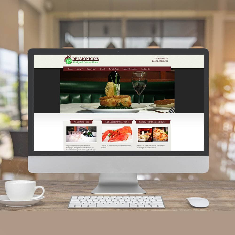 Website design sherman oaks